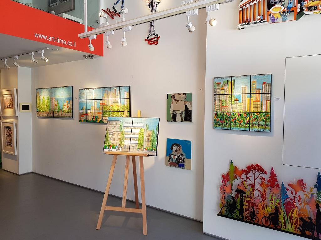 Uri Seligman Artworks
